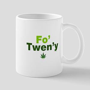 Fo' Twen'y Mug