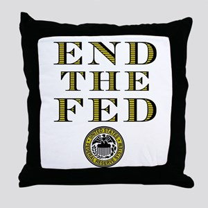 End the Fed Occupy Wall Street Protests Throw Pill
