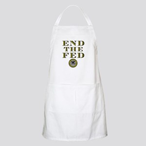 End the Fed Occupy Wall Street Protests Apron