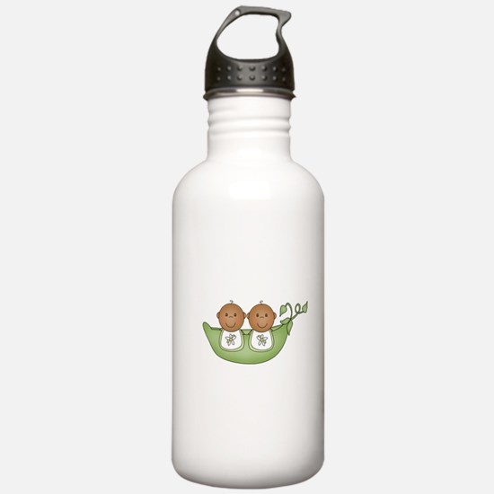 Twins Water Bottle