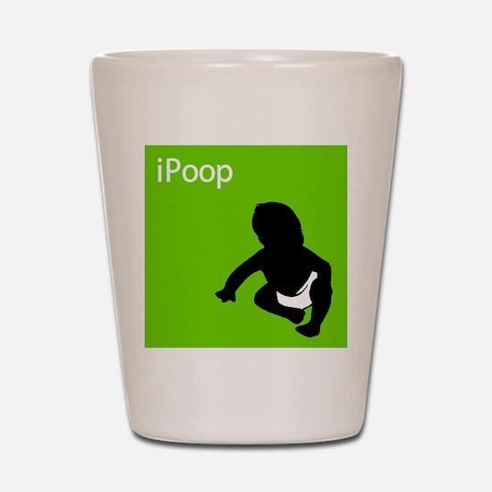 iPoop Shot Glass