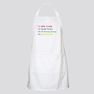 What I Really Am Apron