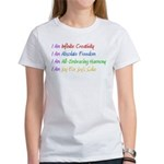 What I Really Am Women's T-Shirt