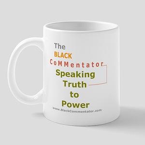 Speaking Truth to Power Mug