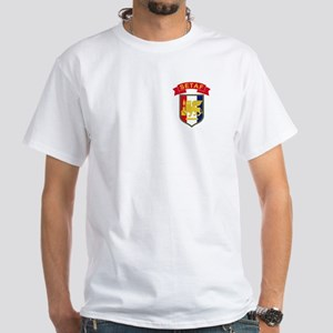 USARAF White T-Shirt