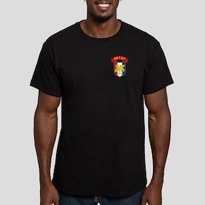 USARAF Men's Fitted T-Shirt (Dark)