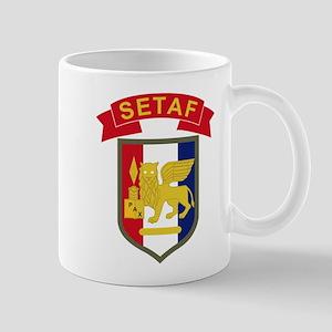 USARAF Mug