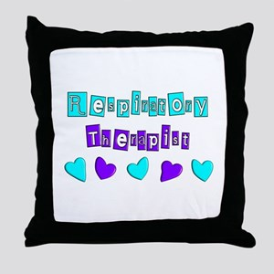 Respiratory Therapists XX Throw Pillow