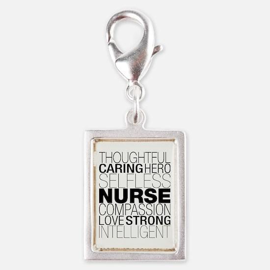 Nurse Text Charms