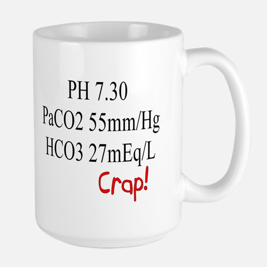 Respiratory Therapists XX Large Mug