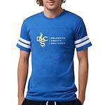 Mens Full Logo Football Shirt T-Shirt