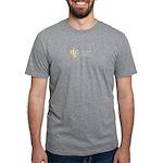 Mens Full Logo Tri-Blend T-Shirt