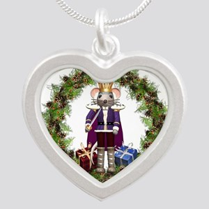Mouse King Nutcracker Wreath Necklaces