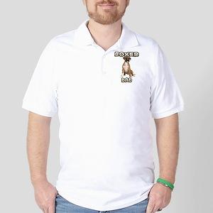 Boxer Dad Golf Shirt