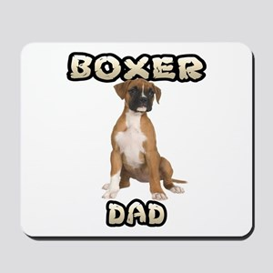 Boxer Dad Mousepad