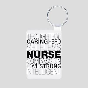 Nurse Text Keychains