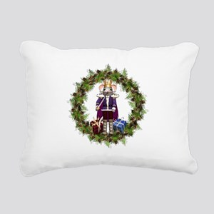 Mouse King Nutcracker Wr Rectangular Canvas Pillow