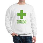 Organ Donor Sweatshirt