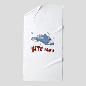 Piranha - Bite Me Beach Towel