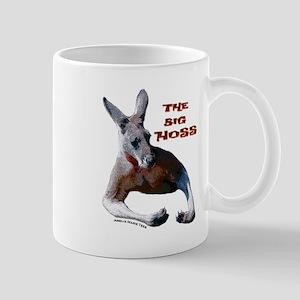 Ozzie Section Mug