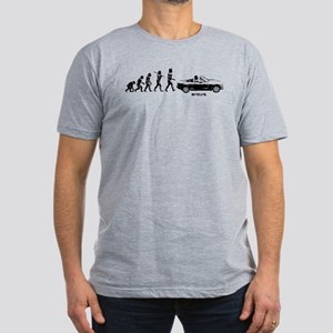 MIATA EVOLUTION Men's Fitted T-Shirt (dark)