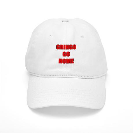 GRINGO GO HOME WHITE Cap