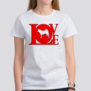 Greenland Dog Women's T-Shirt