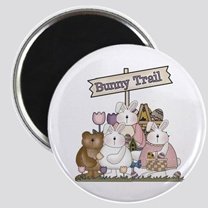 The Bunny Trail Magnet
