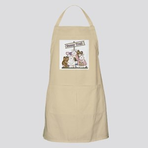 The Bunny Trail BBQ Apron