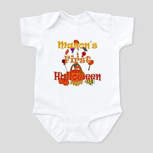 Mason's First Halloween Infant Bodysuit