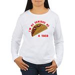 Serious! Women's Long Sleeve T-Shirt