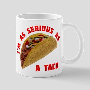 Serious! Mug