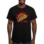 Serious! Men's Fitted T-Shirt (dark)