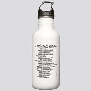 Comparative Religions Stainless Water Bottle 1.0L