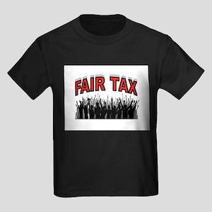 NO MORE IRS Kids Dark T-Shirt
