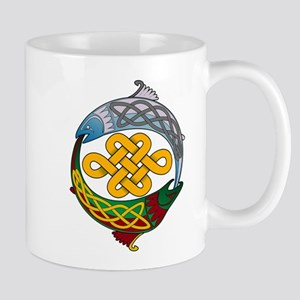 Celtic Salmon Mug