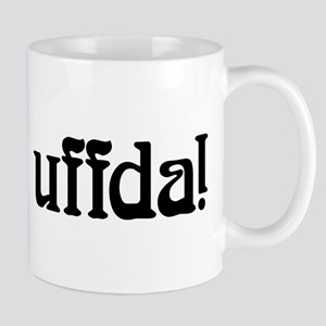 uffda.black Mugs