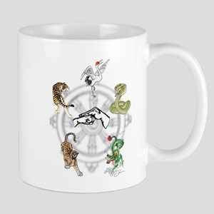 Martial Animal Styles Mug