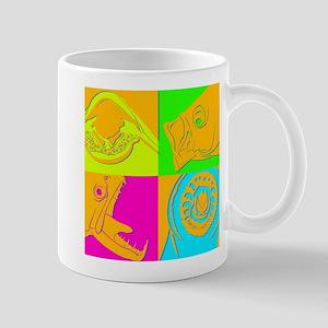Retro Fish Mug