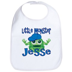 Little Monster Jesse Bib