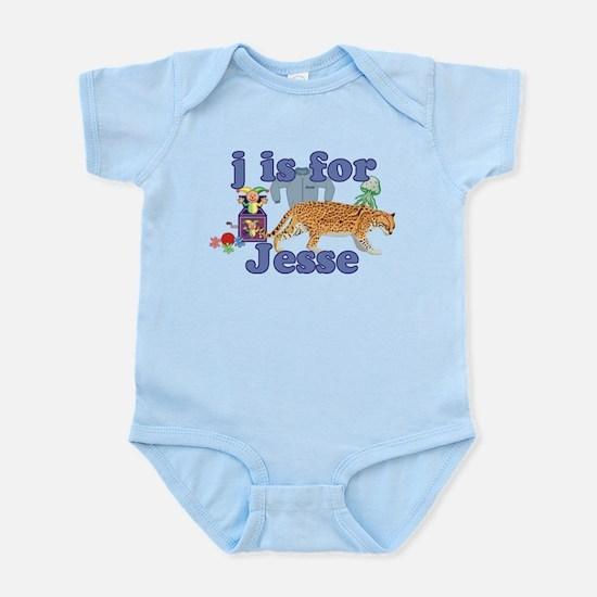 J is for Jesse Infant Bodysuit