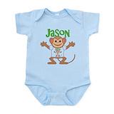 Baby name jason Bodysuits