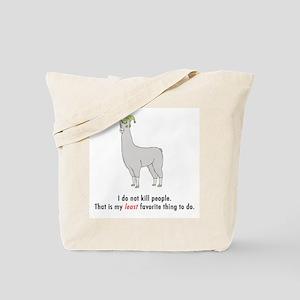 Least Favorite Thing Tote Bag