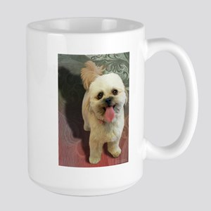 Lilly the Shih-poo Large Mug