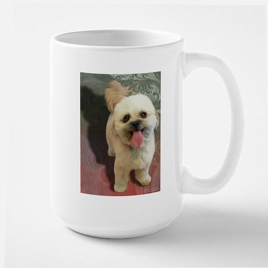 Lilly the Shih-poo Large Mug