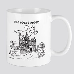 The Haunted House Mug