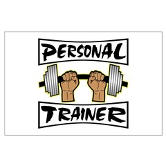 Personal Trainer Posters