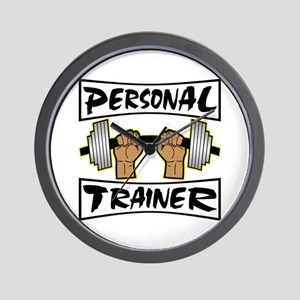 Personal Trainer Wall Clock