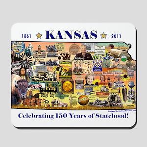 Images of Kansas, Celebrating Mousepad