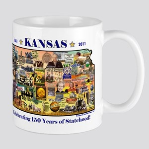 Images of Kansas, Celebrating Mug